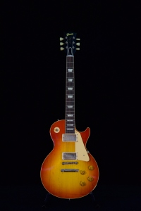 Gibson 1958 Les Paul Standard Reissue Washed Cherry Sunburst