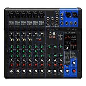 Yamaha Mg12Xuk Mixer Analogico 12 Canali Con Effetti