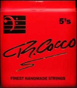 Cocco Rc5Fatp Muta Basso Elettrico 5 Corde 44-128 Acciaio