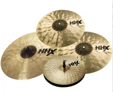 Sabian Set Piatti Hhx X-Treme Groove 15089Xn-15