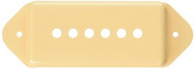 GIBSON P90 P100 PICKUP COVER DOG EAR CREME