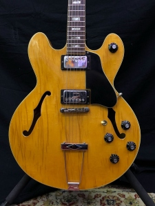 Gibson Es 150 natural 1975 usata