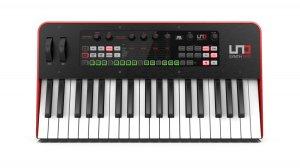Ik Multimedia UNO Synth Pro Keyboard Sintetizzatore Analogico