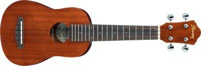 Ibanez uks10 ukulele sopr.natural  con borsa