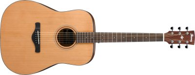 Ibanez Aw65-lg - natural low gloss