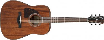 Ibanez Aw54l-opn - mancina - open pore natural