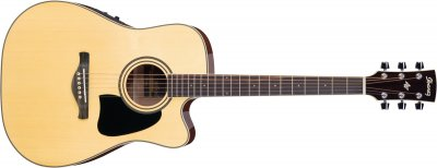 IBANEZ AW70ECE-NT ACUSTICA ELETTR.NATURAL