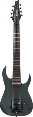 Ibanez M80m-wk - weathered black - c/astuccio