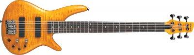 Ibanez Gvb1006-am - j.custom - 6 corde - ambra - c/astuccio