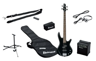 IBANEZ IJSR190BK JUMPSTART KIT NERO