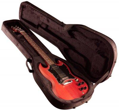 Gator Gl-sg - astuccio light per chitarra elettrica tipo gibson sg