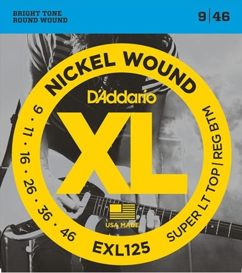Muta per Elettrica 009-046 D/'Addario EXL125