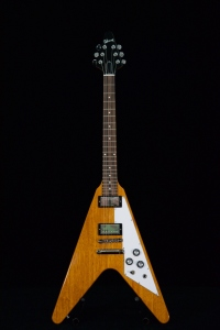 Gibson Usa Flying V Antique Natural