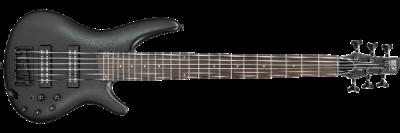 Ibanez Sr306Eb-Wk Basso Elettrico Weathered Black 6 Corde