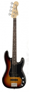 FENDER AMERICAN PERFORMER PRECISION BASS 3 COLOR SUNBURST