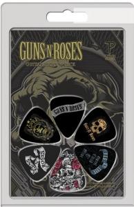 PERRI'S LP-GR4 PLETTRI GUNS ROSES CONFEZIONE 6