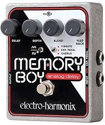 Electro Harmonix memory boy usato