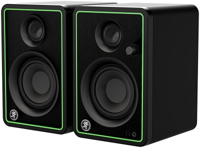 MACKIE CR3-X STUDIO MONITOR COPPIA