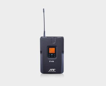 JTS R-4TB TRASMETTITORE BODYPACK PER RADIOMICROFONI