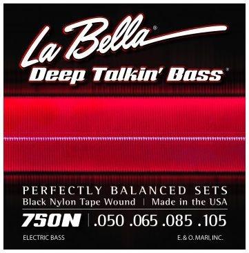 La Bella Muta Per Basso Elettrico 750N 4C 050-105