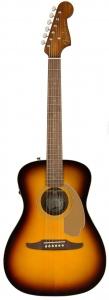 Fender Malibu Player Sunburst Chitarra Acustica Elettrificata