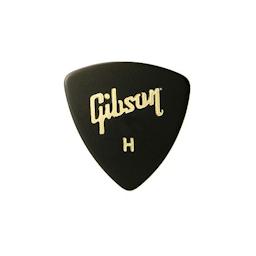 GIBSON WEDGE STYLE HEAVY PICK APRGG-73H