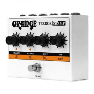 ORANGE TERROR STAMP PREAMPLIFICATORE VALVOLARE
