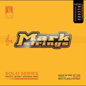 Dv Mark Muta per Chitarra Elettrica Solo Stainless Steel Medium Light 09-46