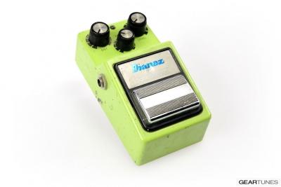 Ibanez SD9 sonic distortion usato