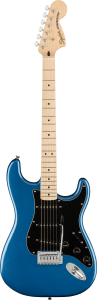 Squier Affinity Stratocaster Maple Fingerboard Lake Placid Blue Chitarra Elettrica