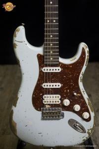 Fender 63 Stratocaster relic Custom Shop HSS