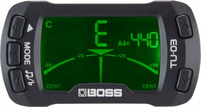 BOSS TU03 CHROMATIC TUNER