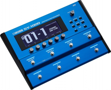BOSS SY1000 GUITAR SYNTHESIZER