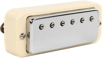 GIBSON MINI-HUMBUCKER CHROME BRIDGE PICKUP
