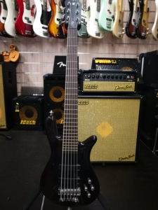 Warwick Streamer LX 6 Nirvana Black usato