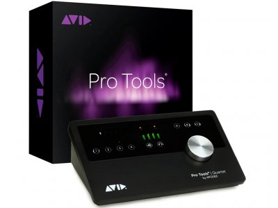 Avid Pro Tools Quartet