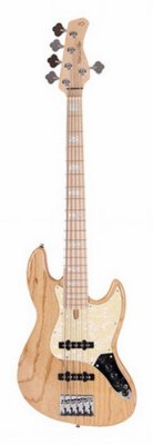 SIRE BY MARCUS MILLER V7 SWAMP ASH-5 CORDE NATURAL
