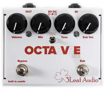 3LEAF OCTABVRE MKII  PEDALE EFFETTO