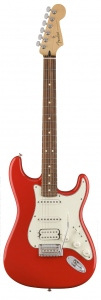 FENDER PLAYER STRATOCASTER HSS PAU FERRO SONIC RED