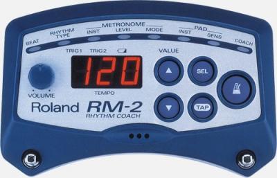 Roland Rm2 V Drum Rhytm Coach