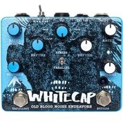 OLD BLOOD NOISE ENDEAVORS WHITECAP ASYNCHRONOUS DUAL TREMOLO PEDALE EFFETTO