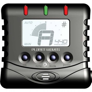 PLANET WAVES ACCORDATORE E METRONOMO. CHROMATIC TUNER CT09