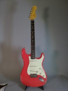 Fender 60 Stratocaster relic 2017 usata