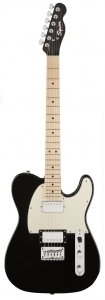 SQUIER CONTEMPORARY TELECASTER HH BLACK METALLIC