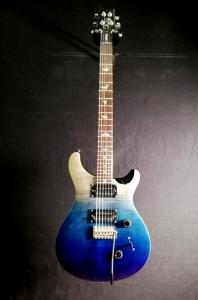 Prs Se Custom 24 Limited 2020 Charcoal Blue