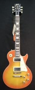 Gibson 60Th Annyversary 1960 Les Paul Standard V2 Vos Orange Lemon Fade