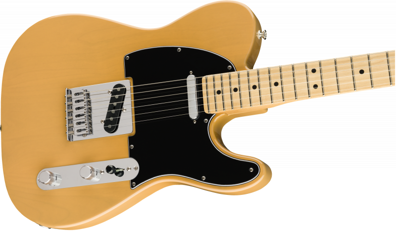 FENDER LIMITED PLAYER TELECASTER BUTTERSCOTCH BLONDE CHITARRA ELETTRICA 1