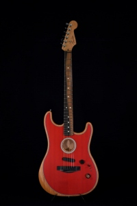 FENDER AMERICAN ACOUSTASONIC STRATOCASTER DAKOTA RED