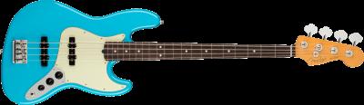 Fender American Professional Ii Jazz Bass Rosewood Miami Blue