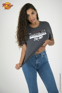 Roland T-Shirt Jx3P Extra Large